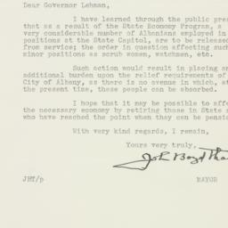 Letter : 1933 May 26