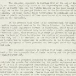 Letter : 1950 June 9