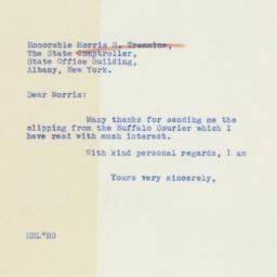Letter : 1939 May 4