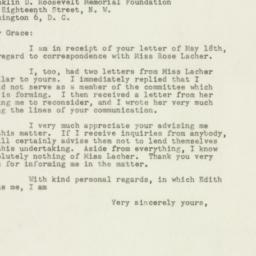 Letter : 1948 May 20
