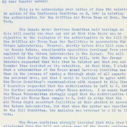 Letter : 1950 June 10