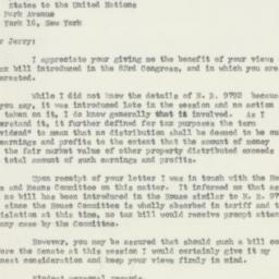 Letter : 1955 February 11