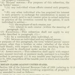 Administrative Record: 1956...