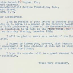 Letter : 1941 October 24