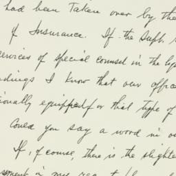 Letter : 1936 January 10
