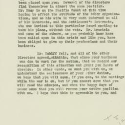 Letter : 1917 October 19