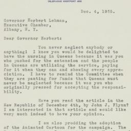 Letter : 1935 December 4