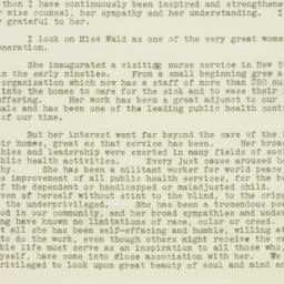 Press Release: 1937 March 10