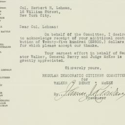 Letter : 1925 September 23