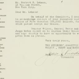 Letter: 1925 October 28