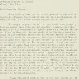 Letter : 1936 January 18