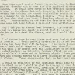 Letter : 1936 January 30