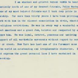 Press release : 1937 Octobe...