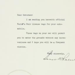 Letter : 1938 June 25