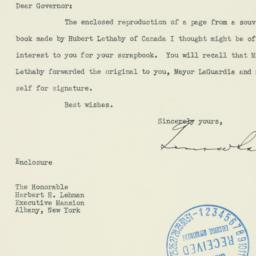 Letter : 1940 January 15