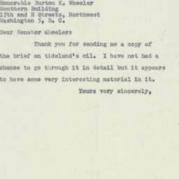 Letter : 1950 December 29