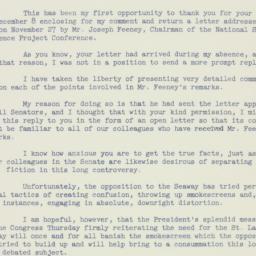 Letter : 1954 January 9