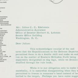 Letter : 1955 June 23
