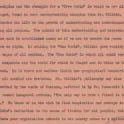 Press release : 1945 Februa...