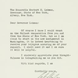 Letter : 1942 September 19