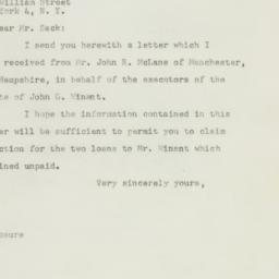 Letter : 1947 December 29