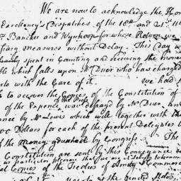 Document, 1778 December 01