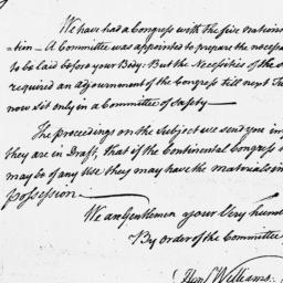 Document, 1775 July 18