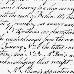 Document, 1785 June 18