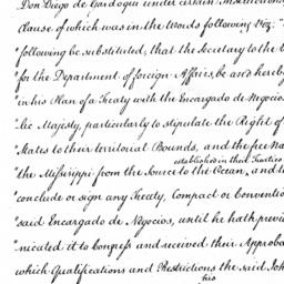 Document, 1786 August 31