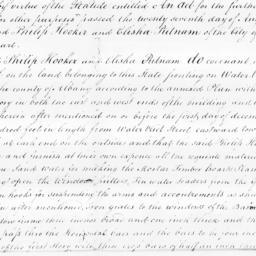 Document, 1799 April 29