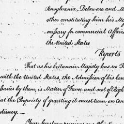 Document, 1787 March 28