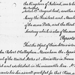 Document, 1787 January 10