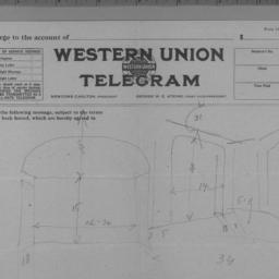 western union sketch