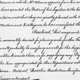 Document, 1786 January 31