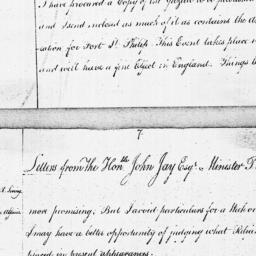 Document, 1782 February 18