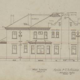 House for E.B. Hosmer, Pasa...