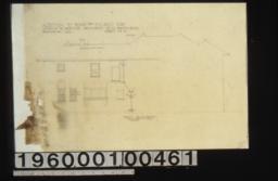 Partial front elevation :Sheet no. 6.