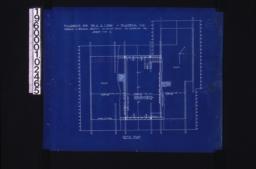 Attic plan :Sheet no. 4.
