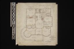 Second floor plan :3\,