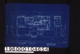Plan of first floor :Sheet no. 1. (2)