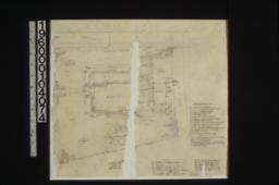 Planting plan :Sheet no. 22.