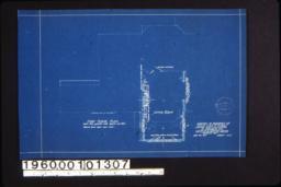 First floor plan :Sheet no. 1