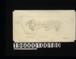 Side view of lantern :Sheet no. 20.