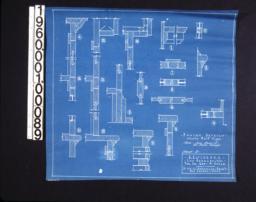 Pantry details :Sheet B.