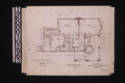 First floor plan :2\,