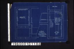 Proposed refrigerating and ice making plant in plans /