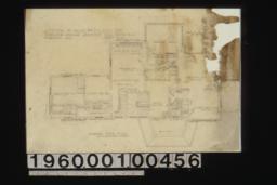 Second floor plan :Sheet no. 4.