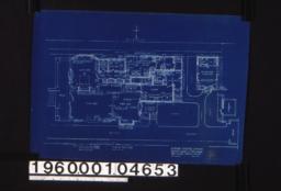 Plan of first floor :Sheet no. 1. (3)