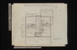 Second floor plan :3.