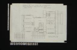 Second floor plan :Sheet no. 2\,
